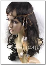 bohemian hair accessories hot bohemian fascinator headband handmade hair accessory 6pcs lot