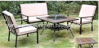Bbq Tables Outdoor Furniture by Outdoor Furniture Conversation Set With Bbq Tables Manufacturer