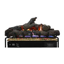 shop thermablaster 30 in 48 000 btu dual vent free gas fireplace