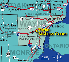Wayne County Tax Map Property Location