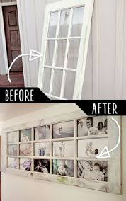 Picture Frame Hanging Ideas 27 Rustic Wall Decor Ideas To Turn Shabby Into Fabulous Picture