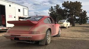porsche wheels on vw jeff zwart to race a porsche 964 in norra mexican 1000 off road