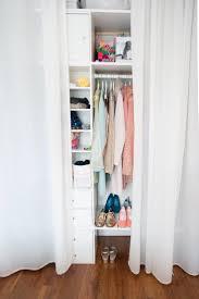 Alternatives To Sliding Closet Doors by Closet Door Alternatives Ideas Roselawnlutheran