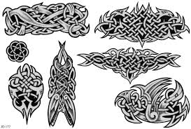 amazing celtic knot design
