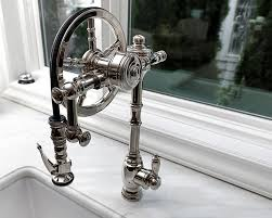 Waterstone Kitchen Faucets by Sink U0026 Faucet Beautiful Pewter Kitchen Faucet Mateo Single