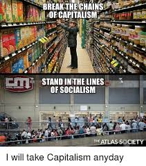 Memes Central - break the chains stand inthe lines of socialism central madeirense