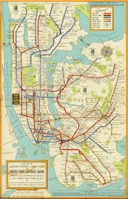 Manhattan Map Subway by 11 Best The Layout Images On Pinterest Subway Map New York