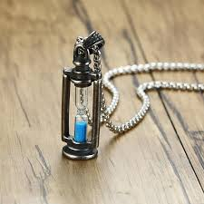 vintage mens necklace images Hourglass men 39 s necklace vintage pendants ishopzee jpg