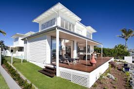 Coastal House Designs Airy Beachfront Home With Contemporary U0026 Casual Style