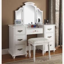 vanity mirror set with lights lovely antique bedroom vanity