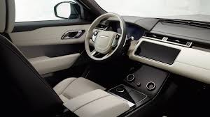 land rover steering wheel cover 2018 land rover range rover velar release date price and specs