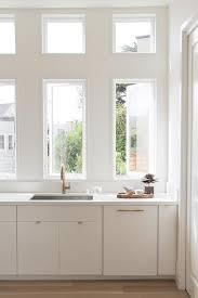 no upper cabinets design ideas