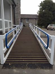 Handrailing Handrails And Disabled Access Ramps