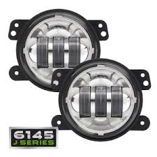 Fog Lights The Brightest Jeep Wrangler Fogs Five Best Aftermarket Led Jeep