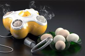 Toaster With Egg Maker Bang Bang Your Egg Kitchen Uni Tasker Is No Yolk Wired