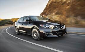 midnight nissan maxima 2016 nissan maxima pictures photo gallery car and driver