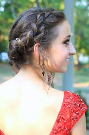 twist updo homecoming hairstyles cute girls hairstyles