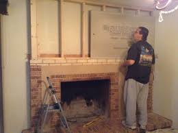 fireplace refacing in odessa tx