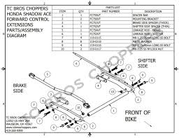 2003 honda shadow 750 wiring diagram wiring diagram and schematic