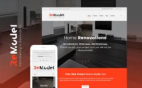 renovation theme remodeling wordpress theme