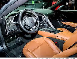 corvette stingray 2014 interior performance interior all corvette stingray unveiled cnnmoney
