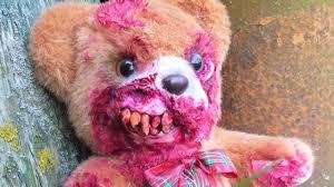 deady teddy spirit halloween zombie teddy bears are coming youtube