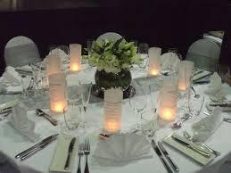 bougeoir mariage comment présenter menu de mariage