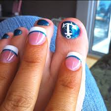 top 17 cute anchor u0026 strip nail designs u2013 new simple style for