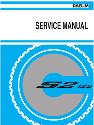 daelim s2 125 service manual motor oil tire