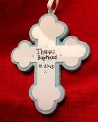 baptism ornament favors reserve listing for m martenak set of 48 personalized baptism