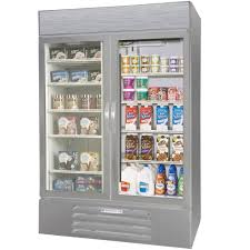 glass door refrigerator freezer combo home interior design