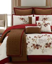 Cream Colored Comforter Chloe 10 Piece Full Comforter Set Bed In A Bag Bed U0026 Bath Macy U0027s