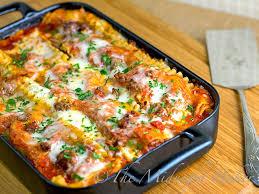 lasagna the midnight baker