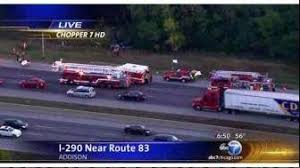 four die on i 290 near addison police say failure to use seat