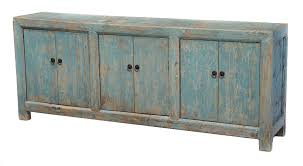 media cabinet with drawers light blue large sideboard buffet cabinet distressed media console