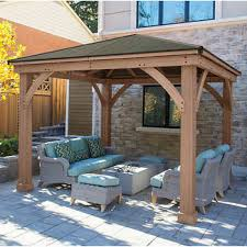 12x12 Patio Gazebo Gazebos Costco