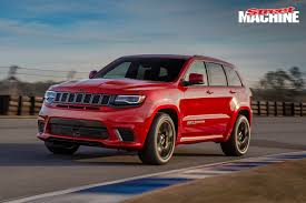 rattletrap jeep 707hp hellcat powered jeep grand cherokee trackhawk revealed