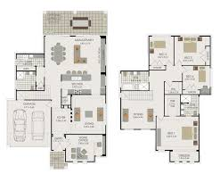 Two Storey House Design With Floor Plan 35 Best Double Storey Plans Images On Pinterest Architecture
