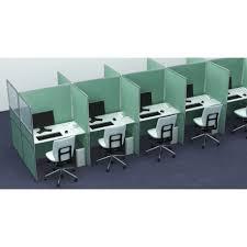 cloisonnette de bureau office partition panel actiflip