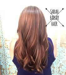 natural red hair with highlights and lowlights appealing hair style with reference to auburn base color with honey