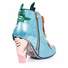 s gardening boots uk irregular choice rows garden blue