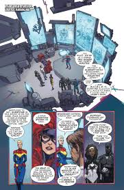 weird science dc comics the ultimates 8 review marvel mondays