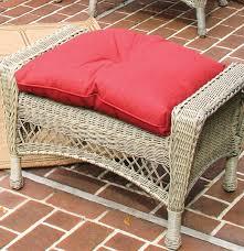 Sunbrella Indoor Sofa by Sunbrella Indoor Outdoor Belaire Ottoman Replacement Cushion