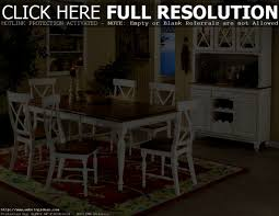 furniture awesome white cottage dining set bench furniture