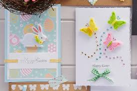 easter cards 4 easy easter cards to make hobbycraft