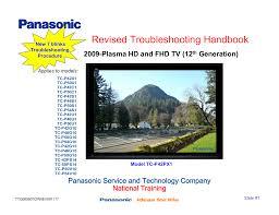 download free pdf for panasonic viera tc p50x1 tv manual