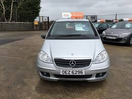 late 2006 mercedes a150 a class manual long mot in crumlin