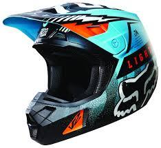motocross helmets closeouts fox racing v2 vicious helmet revzilla