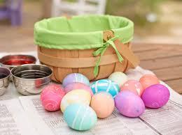 easter egg decorating tips eco friendly easter eggs