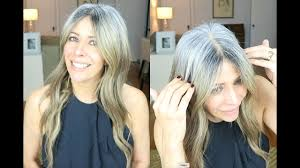 transition to grey white hair rant pt 1 oops rocking fashion